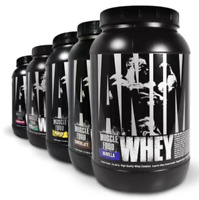 Universal Nutrition ANIMAL WHEY Protein Isolate Powder 2 lb - CHOOSE A FLAVOR