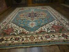 Supersuper Ve Dyies Turkish Kazak Viss Serapi Heriz 9x12 Caucasian Karache Rug