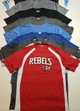 Lot of 9 Athletic Shirts Short Sleeve Mens Size 2XL XXL