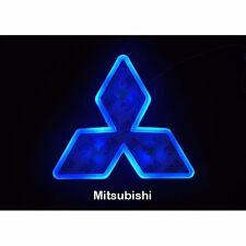 LED Car Tail Logo Auto Badge Blue light for Mitsubishi Lancer EX Outlander