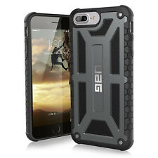 Urban Armor Gear iPhone 8 7 6s Plus Monarch Rugged Military Drop Tested Case Graphite