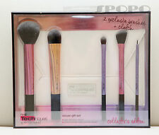 NEW Real Techniques by Sam & Nic Chapman Deluxe Gift Set #1439 100% Authentic