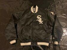 Starter Jacke Chicago White Sox Size L ⚾️⚾️⚾️ Retro Vintage White Sox JACKET