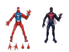 "Marvel Legends Infinite Series Scarlet Spiderman & 2099 6"" Loose Action Figure"