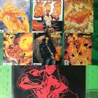 Human Torch #1-7 (2003) VF/NM Marvel Comics Fantastic Four Skottie Young Kesel