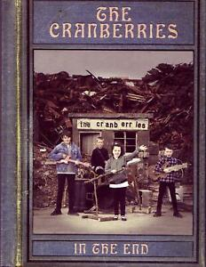 THE CRANBERRIES – IN THE END DELUXE CD DIGIBOOK (NEW/SEALED)