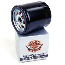Orig. Harley-Davidson Ölfilter *63805-80A* schwarz für Evolution und Sportster