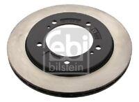 Suzuki Grand Vitara 98-05 2x FEBI BILSTEIN 28438 - Bremsscheibe Bremsscheiben
