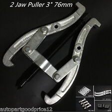 "2 Jaw 3"" 76mm Gear / Hub Bearing Puller Remover Tool Reversible Fly Wheel Pulley"