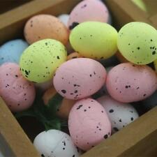 Handmade Artificial Cute Eggs Diy Accessory Wedding Decoration Ornaments 48 Pcs