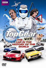 Top Gear The Worst Car in the History of the World Blu-ray Disc, 2012 Movie & TV