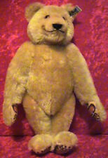 STEIFF DICKY BEAR LIMITED EDITION 1930 REPLICA