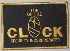 Top of the Clock Security Incorporated Patch