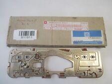 Opel Manta Ascona B Leiterplatte Platine Kombiinstrument 1244598 9283305 NEU