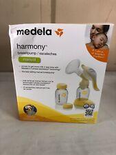 Medela Harmony Manual Breast Pump Brand New Box Damage