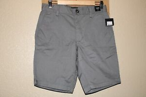 "NEW NWT RVCA Mens 30"" waist The Weekend Chino shorts Combine ship Discount"