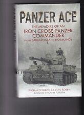 Wehrmacht Panzer Ace, Tiger Commander,  Von Rosen.