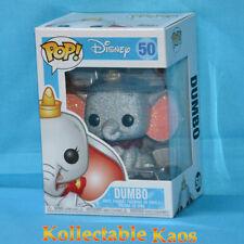 Dumbo - Dumbo Diamond Glitter Pop! Vinyl Figure  + protector