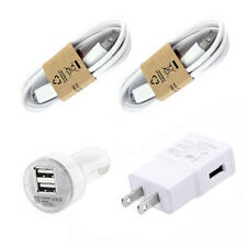 Car Charger AC Wall Power Adapter for Samsung Galaxy Tab 3 10.1 GT-P5210 Tablet