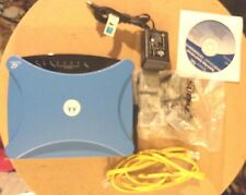 Motorola 3347 DSL Modem with 4-Port Ethernet & Wireless WiFi Router 3347-02-100Q