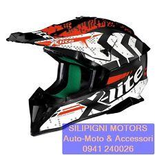 X-lite Xlite Casco Moto Cross X-502 X502 Nac-nac 011 S