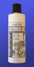 Ostrich Oil, 8 Ounce FREE SHIPPING, Beats Emu Oil - Sourced and Made in the USA