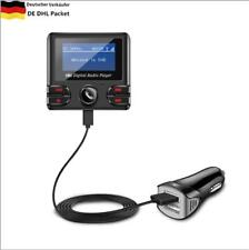 Auto DAB Digital Radio Empfänger Adapter Bluetooth FM Transmitter LCD DUAL USB