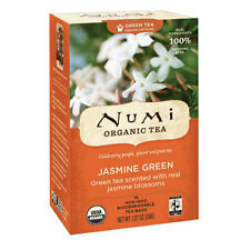Numi Organic Tea - Jasmine Green - Fair Trade