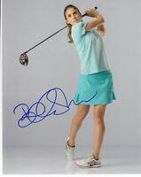 BELEN MOZO SIGNED AUTOGRAPHED LPGA GOLF SEXY HOT 8X10 PHOTO  PROOF #3