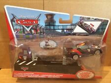 DISNEY CARS DIECAST - Pit Crew Launchers Max Schnell - Combined Postage