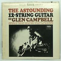 The Astounding 12 String Guitar Glen Campbell Vinyl LP Record
