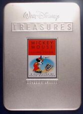 Walt Disney Treasures: Mickey Mouse in Living Color 2DVD; FREE SHIP; NEW TIN BOX