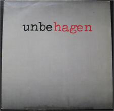 Nina Hagen banda, incomodidad, g/vg, vinilo LP, 7796