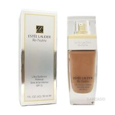 Estee Lauder Re-Nutriv Ultra Radiance Makeup  SPF15   #3W2 CASHEW   1 OZ  / 30ml