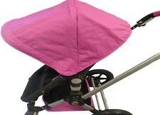 Pink Sonnendach Sonnenblende Sitz Liner Korb für Bugaboo Chameleon 123 Frosch