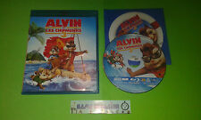 ALVIN ET LES CHIPMUNKS 3 III DVD BLU RAY DISC VF