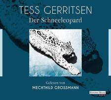 Krimi- & Thriller Gerritsen Ungekürzte Tess Hörbücher und Hörspiele