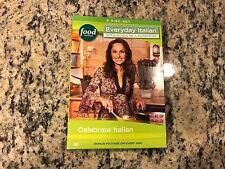 EVERYDAY ITALIAN WITH GIADA DE LAURENTIIS CELEBRATE ITALIAN NO SCRATCHES 3 DVD!