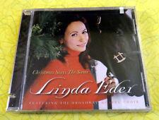 Linda Eder: Christmas Stays the Same  New Music CD Holiday Broadway Gospel Choir