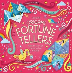 Origami Fortune Tellers | Lucy Bowman | Paperback | Brand NEW