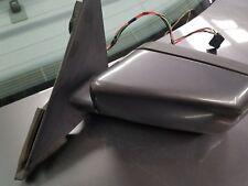 2000 BMW 323I Driver side door mirror Stahlgrau Metallic