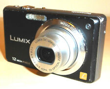 Panasonic LUMIX DMC-FS10/DMC-FH1 12.1MP Digital Camera - Black