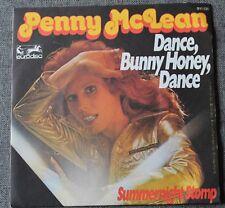 Penny McLean, dance bunny honey dance / summenight stomp , SP - 45 tours