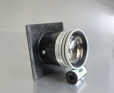 Ultrafast!! Leica Hektor 150mm F2.5 Graflex 4x5 format Aero Ektar alternative