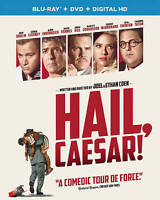 Hail, Caesar (Blu-ray/DVD, 2016, + Digital Copy UltraViolet) Free  Shipping