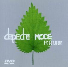 Depeche Mode Free love (DVD, 3 tracks, 2001)  [Maxi-CD]