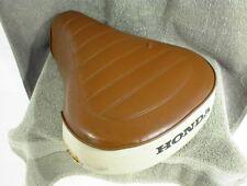 VINTAGE HONDA EXPRESS NC50 SEAT MOPED BROWN NC 50