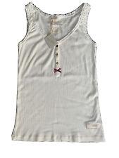 Odd Molly Grampa Camiseta sin mangas TALLA 3 UK14 Nuevo con etiquetas y bolsa. luz Tiza.