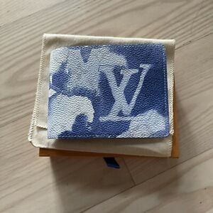 Louis Vuitton Water Color Multiple Wallet Summer 21 M80458 IN HAND FAST SHIPPING