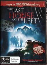 THE LAST HOUSE ON THE LEFT - NEW REGION 4 DVD FREE LOCAL POST